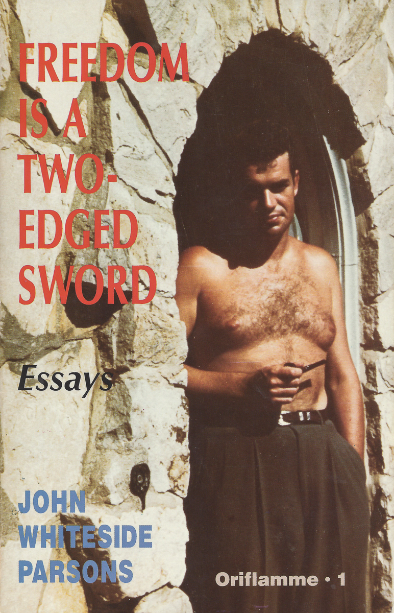 Cover of Freedom is a Two-Edged Sword